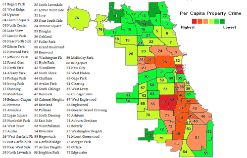 Chicago Crime Blog | All the statistics you don't want to be.